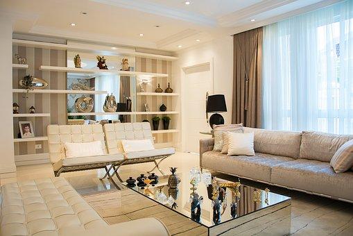 mẹo bố trí nội thất phòng khách thông minh